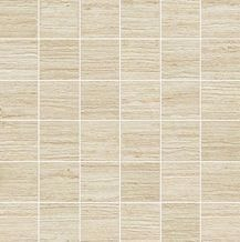 Sunrock Travertino Almond Mosaico matt