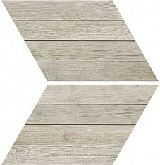 Nash White Wood Chevron