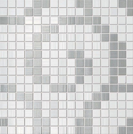 Ambition White Deluxe Mosaic